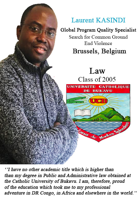 Laurent Kasindi Law 2005