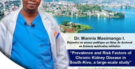 Soutenance Thèse Dr Mannix